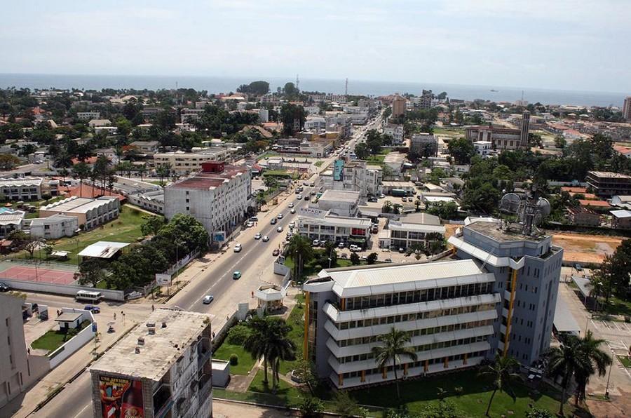 Ville de Pointe-Noire