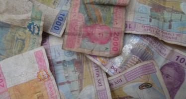 Dai??i??aprA?s la Banque mondiale, lai??i??Etat congolais a un total de 5.500 milliards de francs Cfa dai??i??Ai??pargne