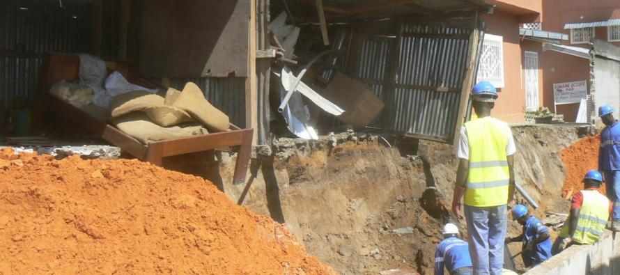 Congo – Brazzaville : la pluie fait encore des dégâts matériels à Massengo