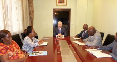 La Banque Mondiale veut faire du Congo une plateforme du numérique
