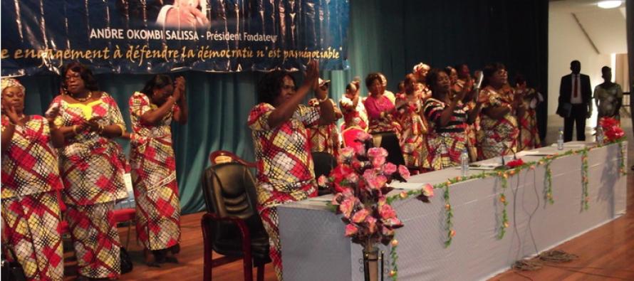 Congo – Débat sur la Constitution : les femmes de la C.A.D.D s'opposent au changement