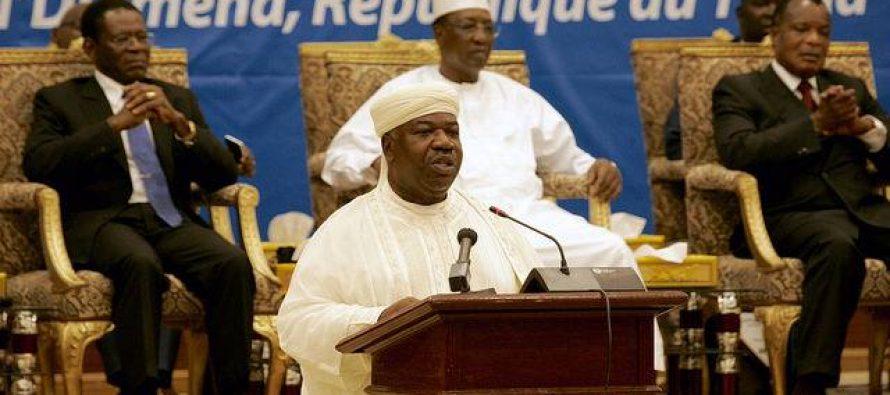 Ali Bongo Ondimba nouveau président en exercice de la CEEAC
