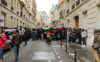 France : Troubles ce matin à l'ambassade du Congo à Paris