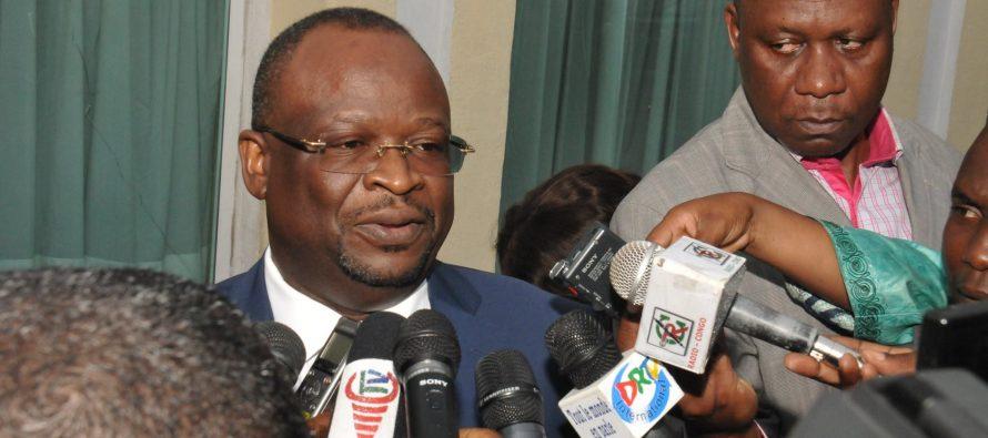 Congo – Parfait Kolélas sollicite la grâce présidentielle pour le général Mokoko