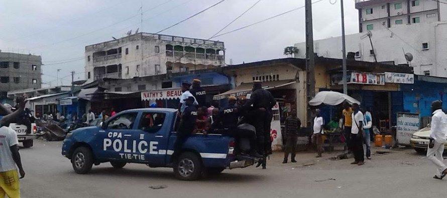 Congo : l'opération « Mbata ya ba kolo » officiellement lancée à Pointe-Noire et au Kouilou