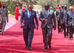 Mohammed VI et Macky Sall