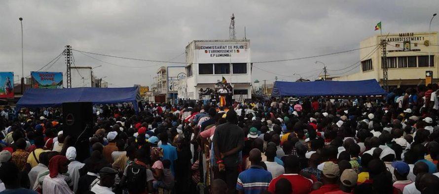 Brazzaville : l'opposition dans la rue dimanche pour dire non à un troisième mandat de Sassou