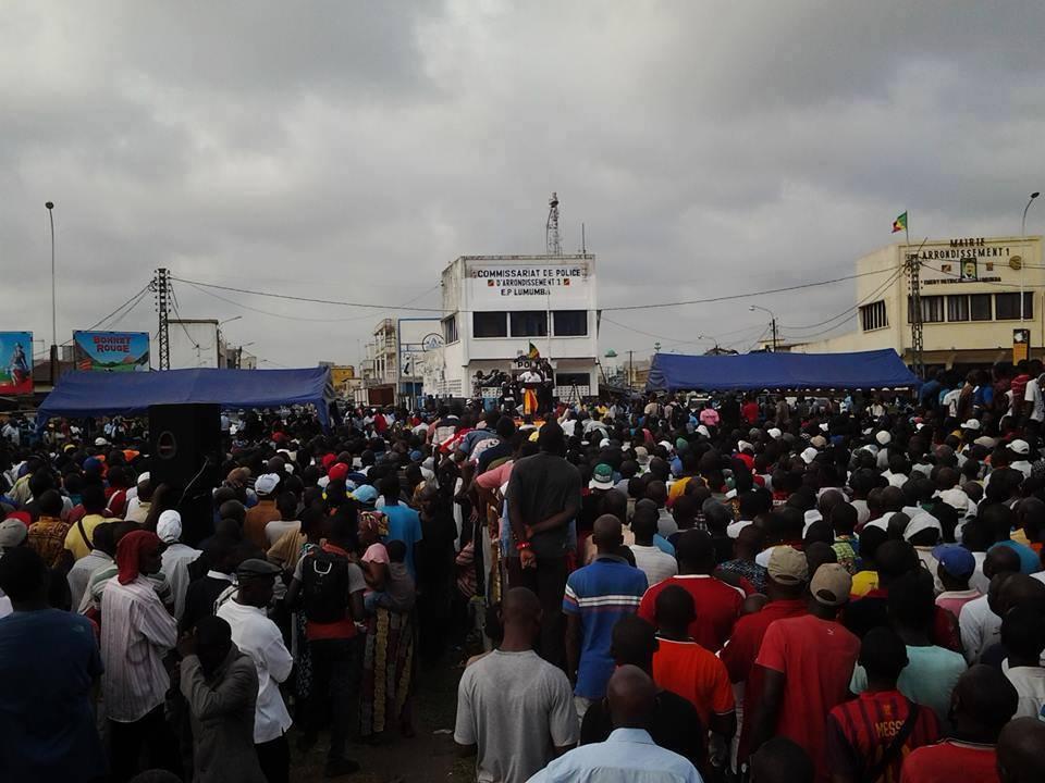 L'opposition du Congo-Brazzaville