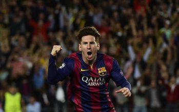 VIDÉO –  Messi a réalisé un festival face au Bayern en demi-finale aller de la Ligue des champions
