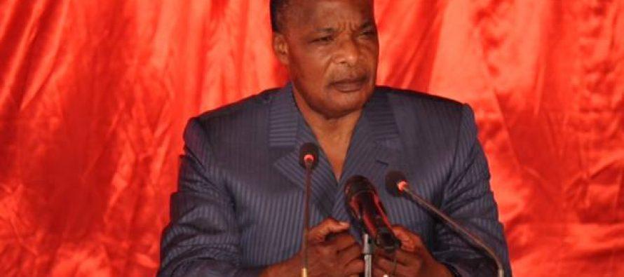 Congo : Après les consultations Sassou, convoque un «dialogue» sans exclusive