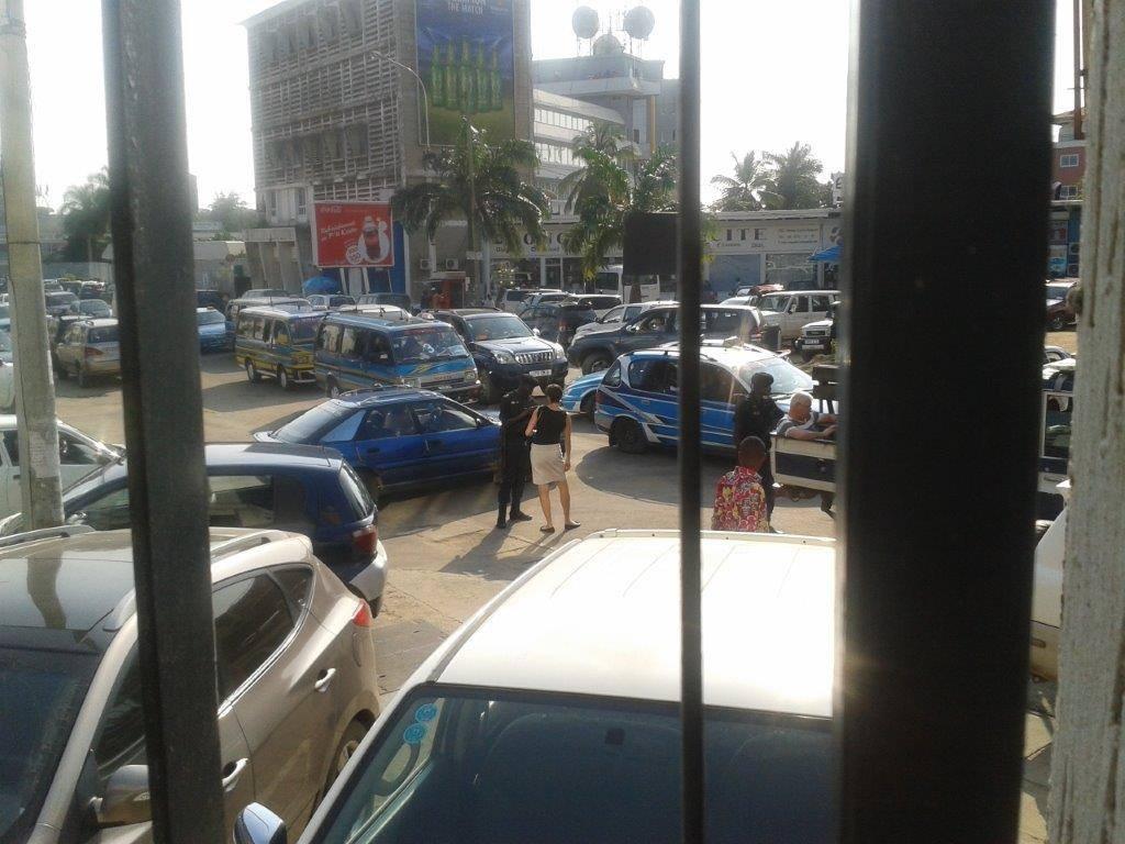 l'opération de police « Mbata ya bakolo » à Pointe-Noire