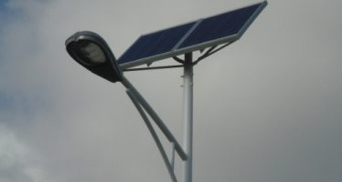 Brazzaville : Des lampadaires solaires qui s'endorment «éternellement» les uns après les autres