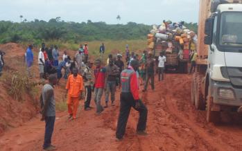 Congo : lancement des travaux du tronçon Kinkala-Mindouli