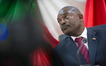 Le Burundi suspendu de la Francophonie