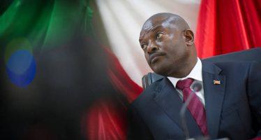 Le Burundi accuse les Etats-Unis de s'ingérer dans ses affaires intérieures
