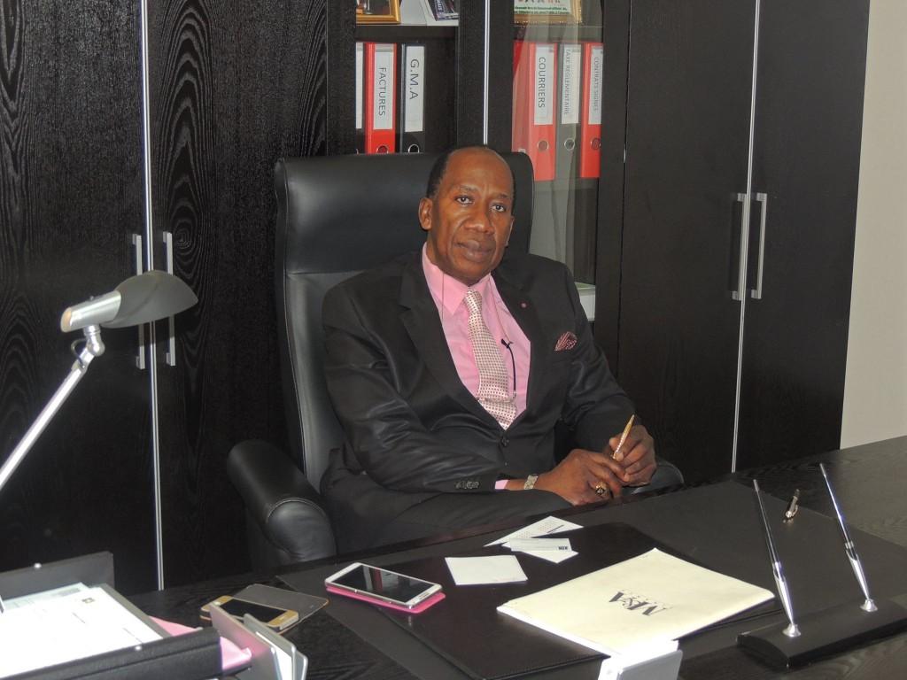 Le très discret et professionnel de la haute finance, le Congolais Alexandre Gandou nous a quittés mardi nuit .