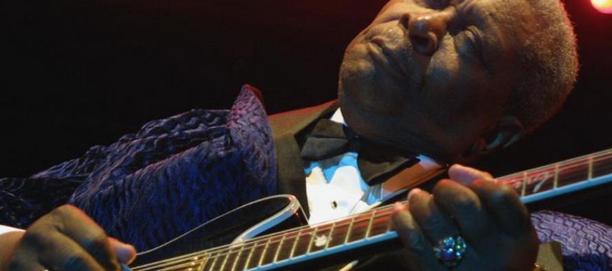 B.B. King, la légende du blues, s'est éteint à 89 ans