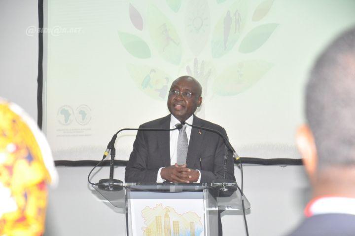Le président sortant du Groupe, Donald Kaberuka