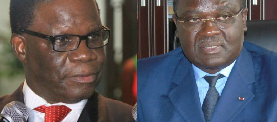 Golfe de Guinée : Les ministres Ikouebe et Mondjo appellent à un soutien contre la piraterie