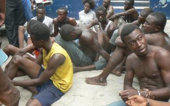 Brazzaville – Banditisme : la police interpelle vingt-huit délinquants résiduels