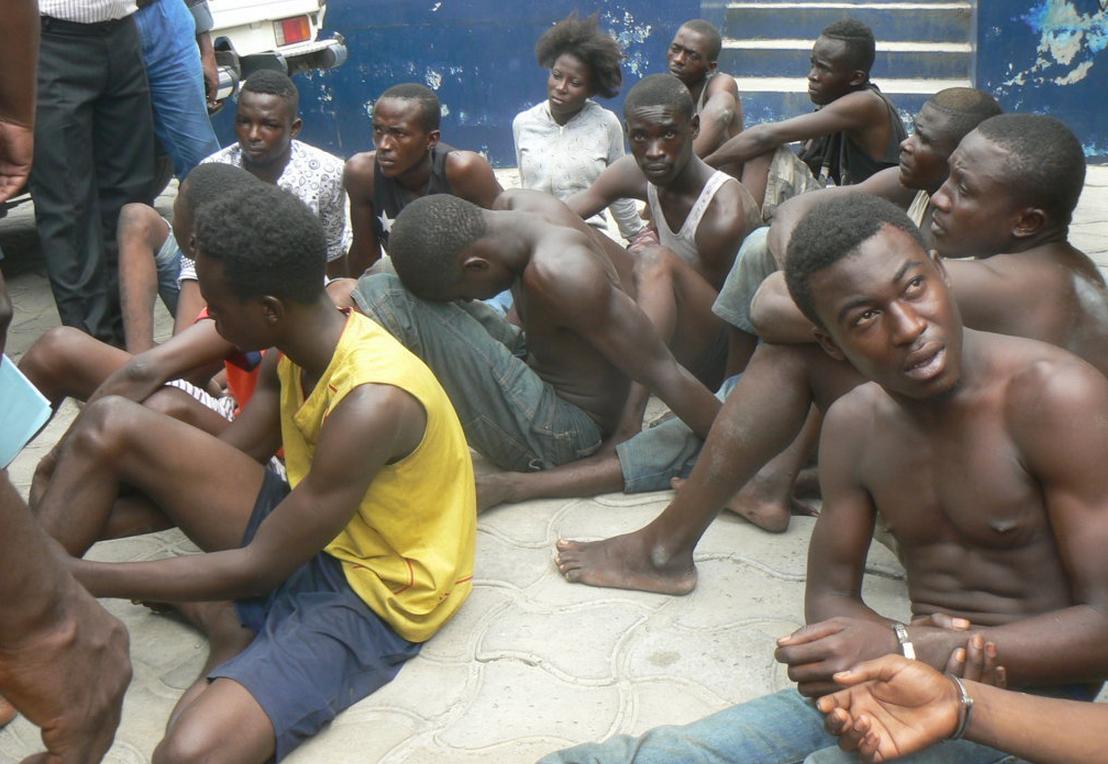 Brazzaville - Banditisme