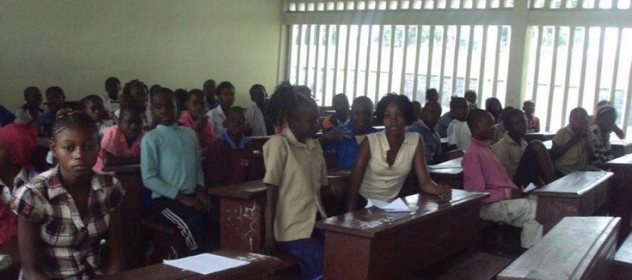 Brazzaville : l'école primaire de la Liberté gagnée par la violence