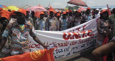 RDC – Fête du travail: les travailleurs congolais réclament des salaires décents