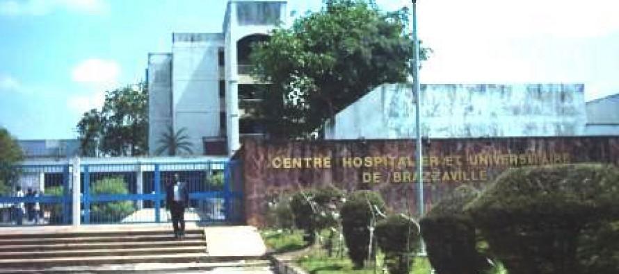 Image d'archive| Le Centre hospitalier et universitaire (CHU) de Brazzaville