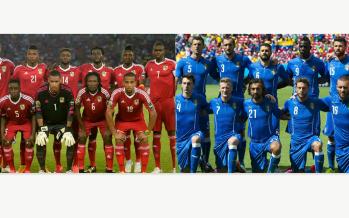 Football : le match de gala Congo-Italie inaugurera le stade de Kintélé