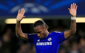 Didier Drogba et Chelsea, c'est fini !