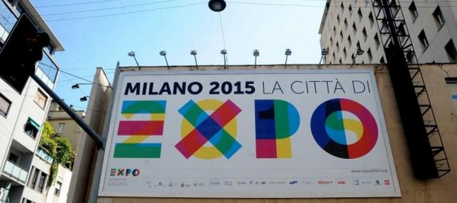 L'Exposition universelle de Milan est officiellement ouverte