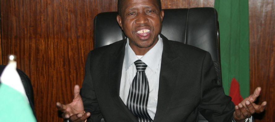 Le président zambien promeut le «Consommer local»