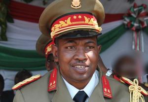 L'ancien chef du service de renseignements burundais, le général Godefroid Niyombare