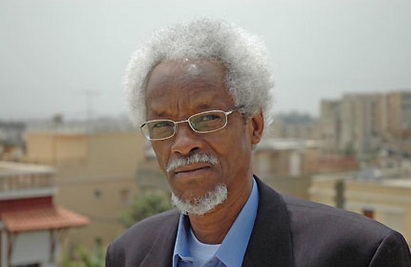 L'ancien président tchadien Goukouni Weddeye