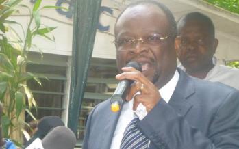 Parfait Kolélas veut une enquête impartiale sur les violences à Brazzaville