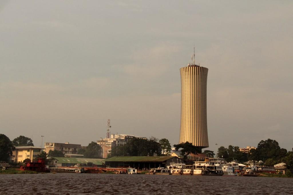 La Tour Nabemba, l'immeuble le plus haut du Congo
