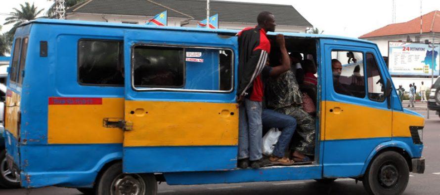 RD Congo : Made in Kin met un coup de projecteur sur les «bus 207»