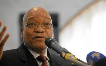 Jacob Zuma exhorte les médias africains à raconter de bonnes histoires africaines