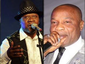 Papa Wemba et Koffi olomidé