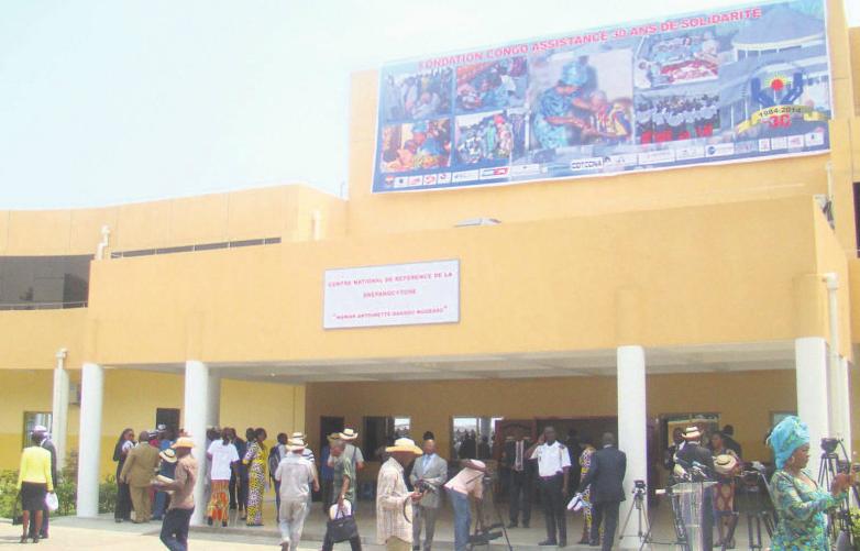 Le Congo - Brazzaville se dote d'un centre de prise en charge des drépanocytaires