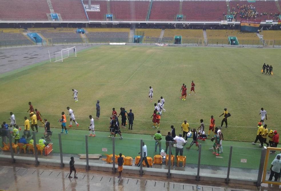 CAN U23 - Le Congo battu au Ghana