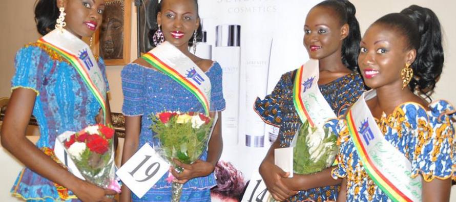 Quatre demoiselles représenteront Brazzaville à la Miss Congo 2015