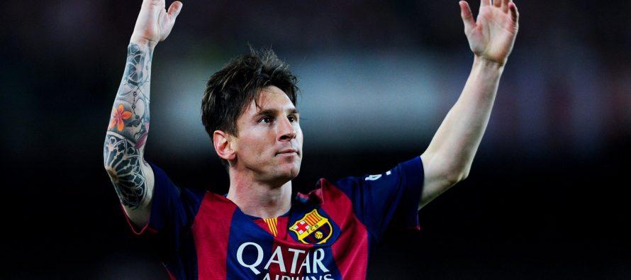 VIDEO – Un raid de 50m, un grand pont, un crochet : le but fantastique de Messi face à Bilbao