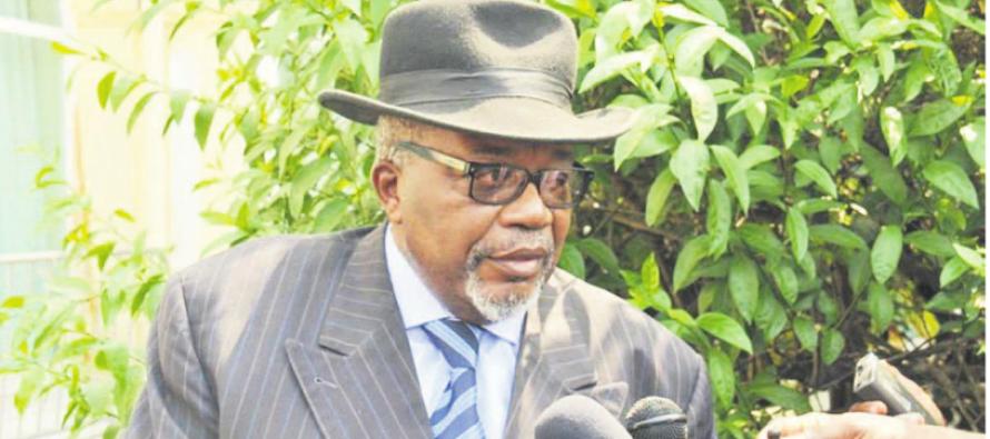 Consultations – Congo : Martin Mberi : » Le dialogue est une chance pour notre pays»