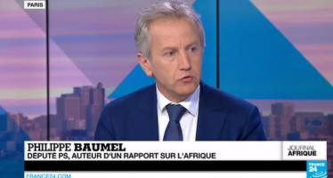 VIDÉO – Philippe Baumel : «La France est mal vue en Afrique. La relation doit évoluer»