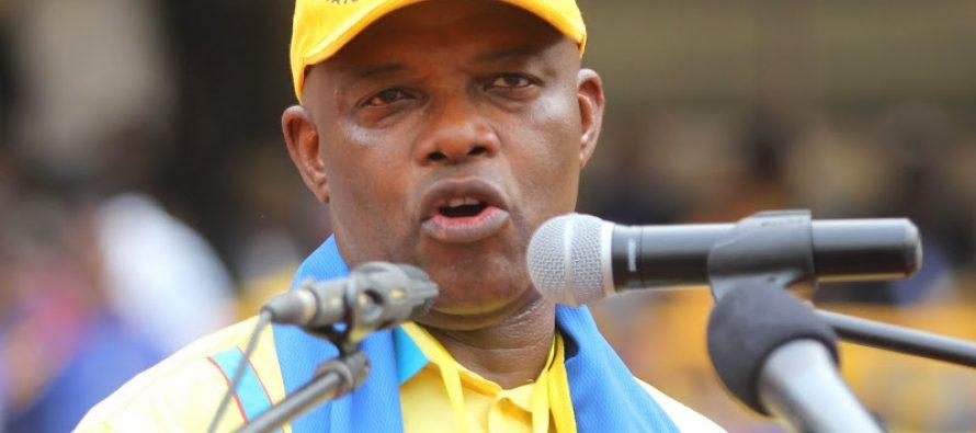 RDC : Evariste Boshab démissionne du secrétariat général du PPRD