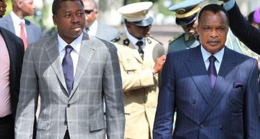 Congo : Faure Gnassingbé témoigne sa fidélité à Sassou Nguesso