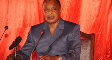Congo – En Images : Denis Sassou N'Guesso face aux forces vives de la Sangha