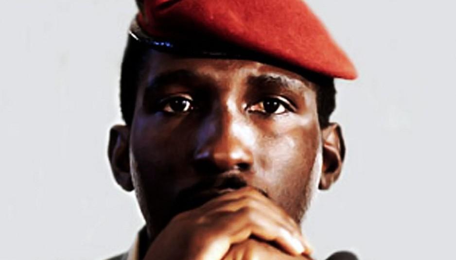 L'ex-président burkinabè Thomas Sankara