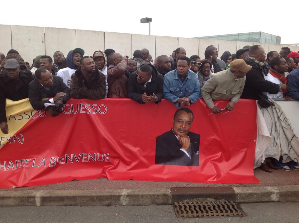 la diaspora congolaise en France